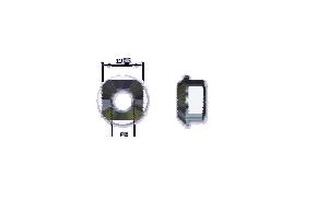 Nakrętka do wkrętów M3 – M5