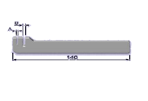 Wyginak płytek 1,5mm i 2,5mm